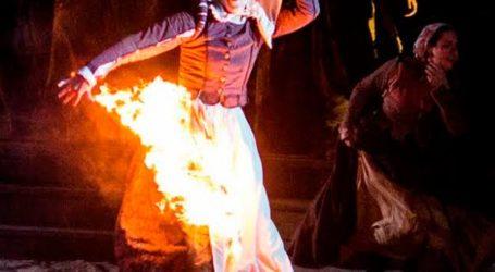आगरा में आग मे जलाई गई छात्रा ने तोड़ा दम,परसो कुछ गुंडों ने पेट्रोल छिड़ककर जिंदा जलाया था