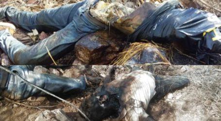 बिहार:जमुई कौआकोल में 24 मई से अपहृत तीनों युवकों का शव भोरमबाग जंगल से बरामद