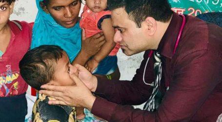 आज दूसरे दिन भी इंसाफ मंच व डॉ कफील ने चैनपुर बंगरा मुजफ्फरपुर में मेडिकल कैम्प का आयोजन किया