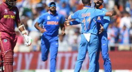 वर्ल्ड कप 2019:भारत ने वेस्टइंडीज को 125 रन से हराया