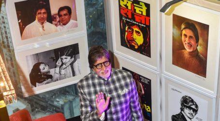 अमिताभ बच्चन को दादासाहेब फाल्के पुरस्कार