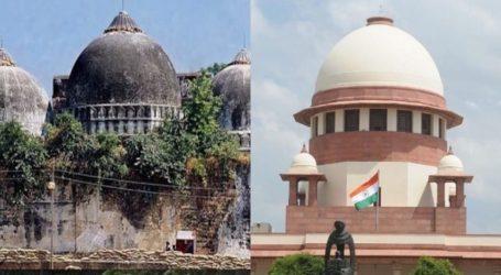 अयोध्या केस:सुप्रीम कोर्ट 23 दिन के भीतर फैसला सुनाएगा,40 दिन की सुनवाई के बाद संविधान पीठ ने जजमेंट सुरक्षित रखा