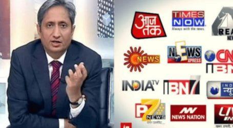 भ्रष्टाचार के आरोपी अजित पवार को गृह मंत्री बधाई दे रहे है और प्रत्रकार इसे मास्टर स्ट्रोक बता रहे हैं:रविश कुमार