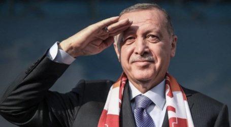 वर्ष 2019 के विश्व मुस्लिम व्यक्ति का सम्मान तैयब एर्दोगान के नाम