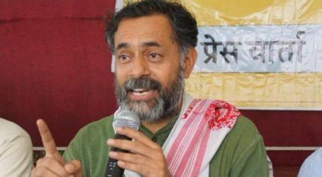 असल मुद्दों से ध्यान हटाने के लिए नागरिकता क़ानून का मसला खड़ा किया गया:योगेंद्र यादव