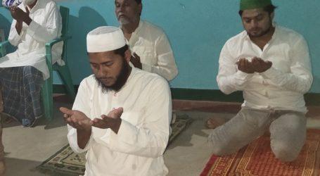 शबेबरात में लोगो ने किया लॉकडाउन का पालन:मस्जिदों में रहा सन्नाटा,घरों में ही अदा की गई नमाज