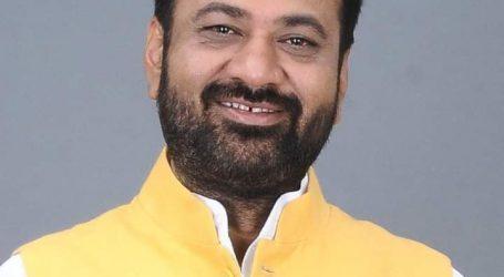बल्लभनगर कांग्रेस विधायक गजेंद्र सिंह शक्तावत का निधन।