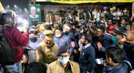 केन्द्र सरकार किसान आंदोलन को हल्के मे ले रही है,जबकि आंदोलन ने लोगो के दिलों में जगह बना ली है