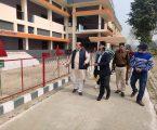 सीतामढ़ी सांसद सुनील कुमार पिंटू ने किया केंद्रीय विद्यालय ,जवाहरनगर का निरीक्षण