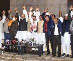 कांग्रेस को सताने लगा डर , कांग्रेस गठबंधन के उम्मीदवारों को जयपुर लाया गया, BJP के पाले में जाने से बचाने की कवायद