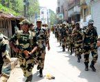 बंगाल में चुनावी झड़प में हुई चार लोगों की मौत,चुनाव आयोग ने मांगी रिपोर्ट,CRPF ने किया फायरिंग से इनकार