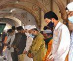 """मंदसौर में मुस्लिम समुदाय का अहम् फैसला """"मास्क नहीं तो नमाज़ नहीं """" मस्जिद में प्रवेश पर प्रतिबंध"""