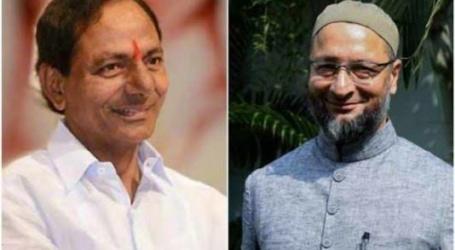 चुनाव परिणाम लाइव अपडेट: तेलंगाना में TRS 91 AIMIM 7 कांग्रेस 16 BJP 4 पर
