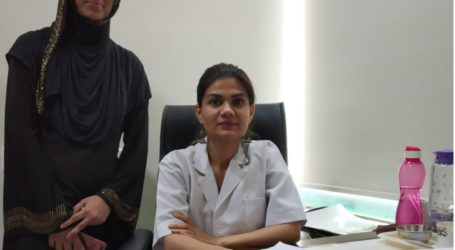 डॉ सारा जैदी ने नि:संतानता परामर्श शिविरो मे उपचार के साथ परामर्श देकर रोगियों को राहत पहुंचा रही है।