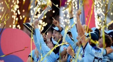 क्रिकेट जन्मदाता इंग्लैंड पहली बार वर्ल्ड कप जीता,सुपर ओवर में बराबरी करके भी न्यूजीलैंड हारा