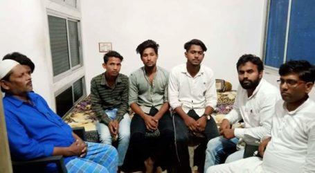 दरभंगा में भीड़ और पुलिस के द्वारा लिंचिंग का प्रयास,पहुँची पाँपुलर फ्रंट आँफ इंडिया की टीम।