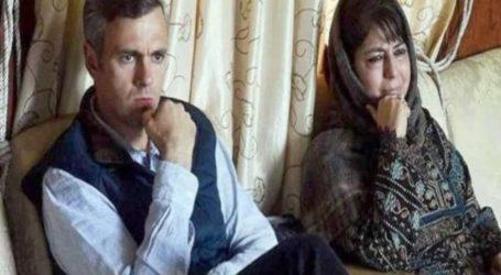 कश्मीर पर बिल पास,हिरासत में लिए गए महबूबा और उमर,कहा 1947 में लिया गया फैसला गलत साबित हुआ
