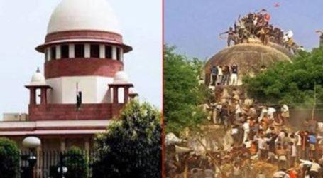 Ayodhya Case : सुप्रीम कोर्ट ने एएसआई की रिपोर्ट पर मुस्लिम पक्ष की आपत्ति पर सवाल उठाए..