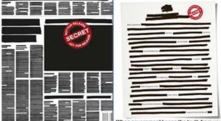 ऑस्ट्रेलिया:मीडिया में सरकारी दखल का विरोध,अखबारों ने पहले पेज की खबरें काली स्याही से छिपाए