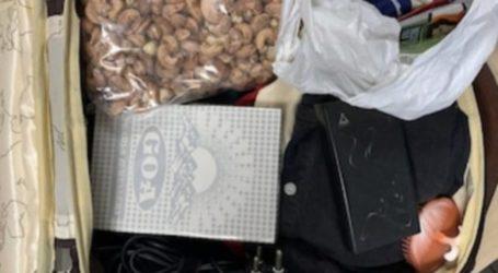 दिल्ली एयरपोर्ट पर मिले संदिग्ध बैग में RDX का नाम देकर मीडिया ने खूब उछाला,निकला चॉकलेट