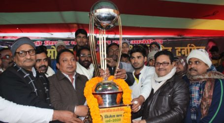 राज्यस्तरीय क्रिकेट टूर्नामेंट में ढाका ने ट्रॉफी पर किया कब्ज़ा