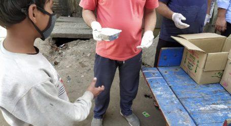 Covid-19 : गरीब और जरूरतमंदों के लिए मददगार बना 'अतिया रोटी बैंक '