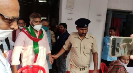 जनता के जानमाल की हिफाजत करने की लड़ाई को भाजपा-जदयू के राज में अपराध माना जाता है:भाकपा माले