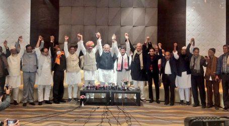 बीजेपी को हराने की तैयारी, कांग्रेस ने 6 दलों के साथ किया गठबंधन, असम के लिए महागठबंधन बहुत जरूरी: AIDUF