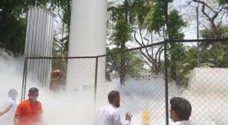महाराष्ट्र के नासिक में अस्पताल में ऑक्सीजन टैंक लीक; 22 मरीजों की मौत