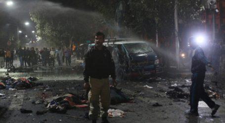 पाकिस्तान: हाफिज सईद के घर के बाहर विस्फोट से अफरा तफरी, दो की मौत, कई घायल
