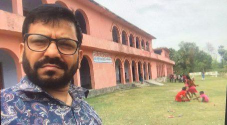 विकास कार्य करवाने के लिए सांसद, विधायक होना ज़रूरी नहीं , पत्रकार मुन्ने भारती के जज़्बे ने गांव में अस्पताल , स्कूल, सड़क बनवा डाला