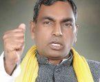 """बीजेपी से नाता तोड़ चुके ओम प्रकाश राजाभर ने कहा, """"योगी सरकार को विदाई तय """""""