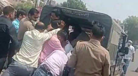 हिस्ट्रीशीटर मनोज को कानपुर से भगाने वाला बीजेपी नेता नोएडा से गिरफ्तार