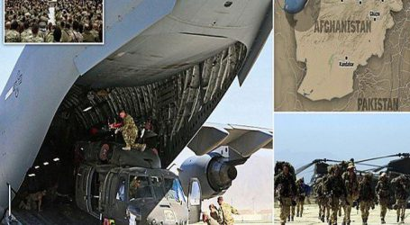अमेरिकी सैनिकों ने रातों-रात बिना बताये बगराम एयरबेस खाली किया