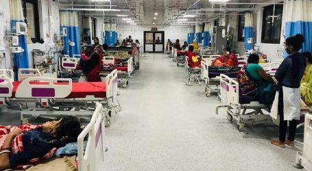 यूपी : फ़िरोज़ाबाद में वायरल बुखार ने मचाई तबाही 12 हज़ार से ज्यादा लोग संक्रमित,114 की मौत