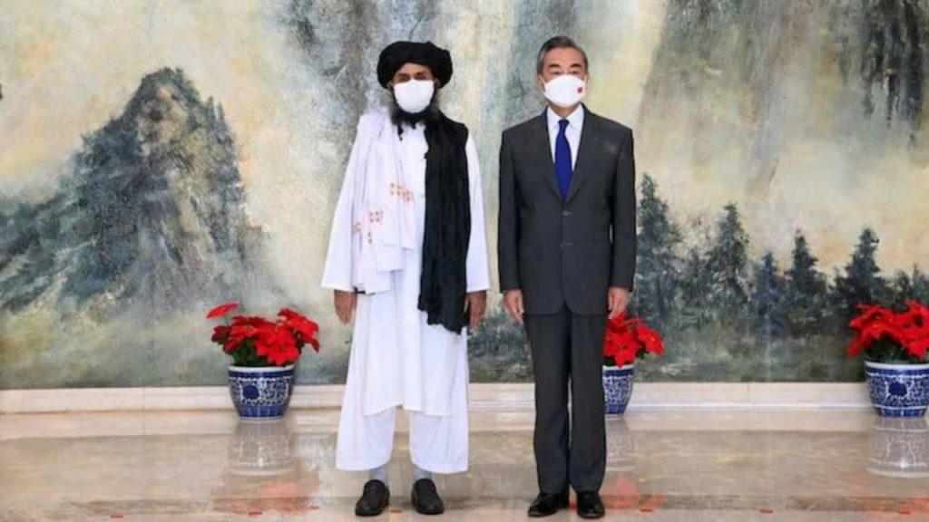 taliban-china
